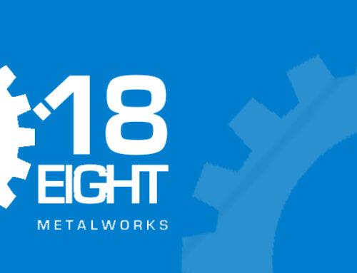 18 Eight Metalworks Logo
