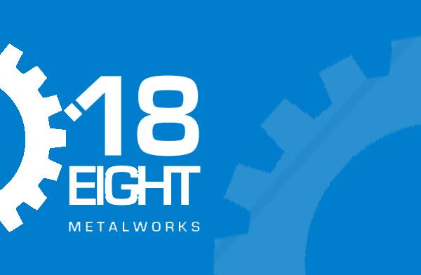 18 Eight Metalworks Branding