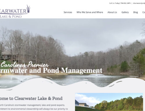 Clearwater Lake and Pond