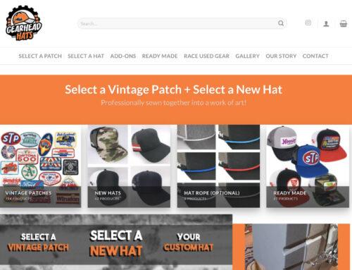 Gear Head Hats